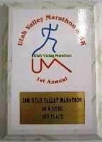 half plaque