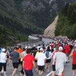 Utah Half Marathons run through mountain pass